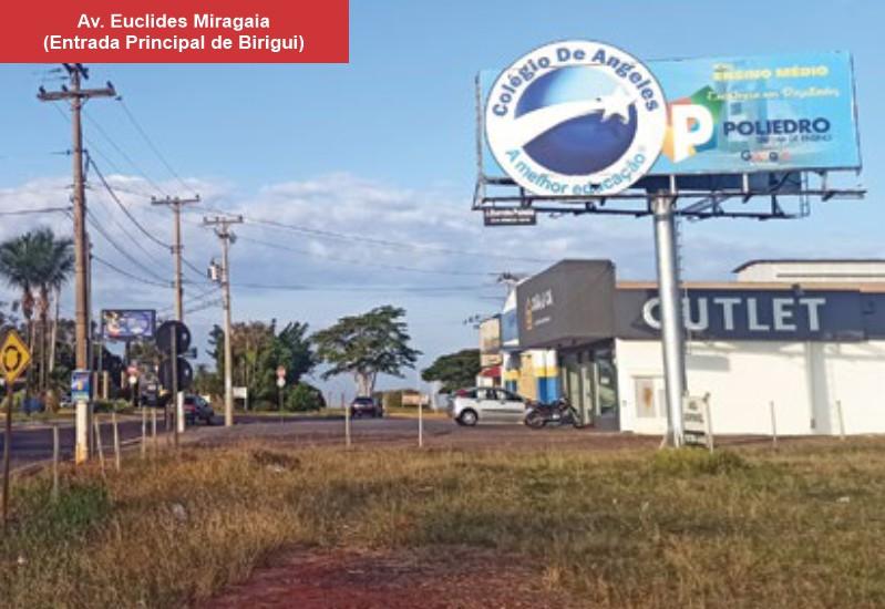 Avenida Euclides Miragaia